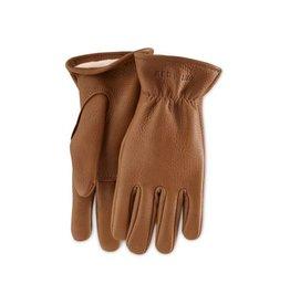 Redwing Heritage Redwing Nutmeg Buckskin Leather Lined Glove
