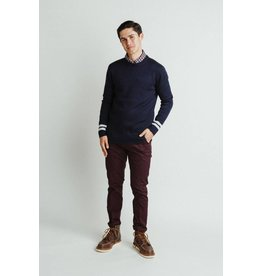 Scotch & Soda Mott Super Slim Classic Chino w/ Belt