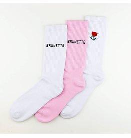 Brunette Brunette Sock Pack