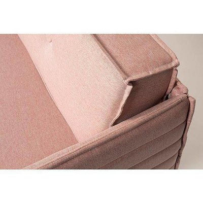 Feelings 2.5 seater pink
