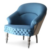Zuiver Fauteuil Blauw
