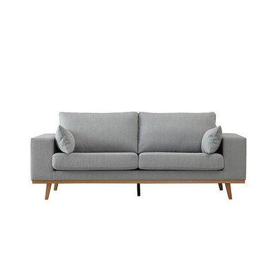 Rolf Benz 2 seater gray