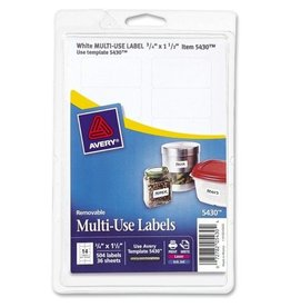 Avery AVE05430- AVERY MULTI-USE LABELS