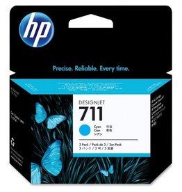 HP HEWCZ134A- HP 711 CYAN