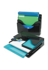 DEF390204-3 tier wall file holder
