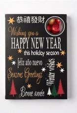 Sweeting Cards - English Xmas & New Year