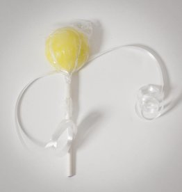 Tennis Ball Lollipop