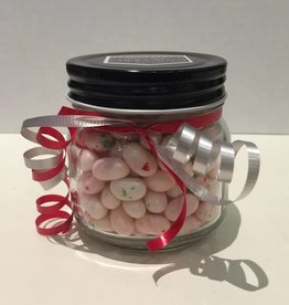 Candy Cane Beans Jar 215g