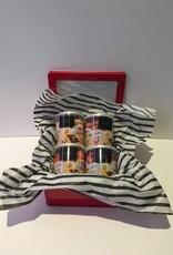 Chocolate Guimmy Candy Basket (4x200)