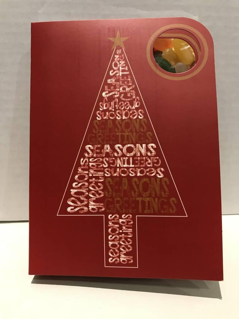 Sweeting Cards - Xmas Seasons (SRXMU17)