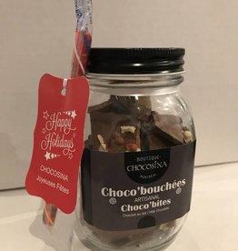 Artisanal Choco'Bites Jar - Milk 200g