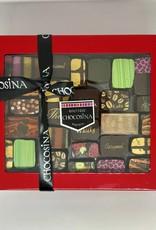 Chocosina Artisanal Ganaches 100pc Gift Box Mix