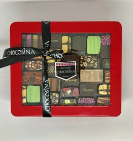 Chocosina Artisanal Ganaches 100pc Gift Box Mix