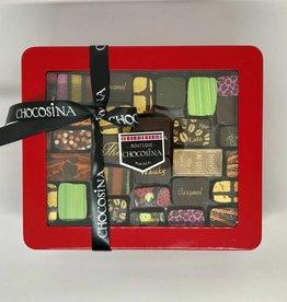 Chocosina Copy of Artisanal Ganaches 50pc Gift Box Mix