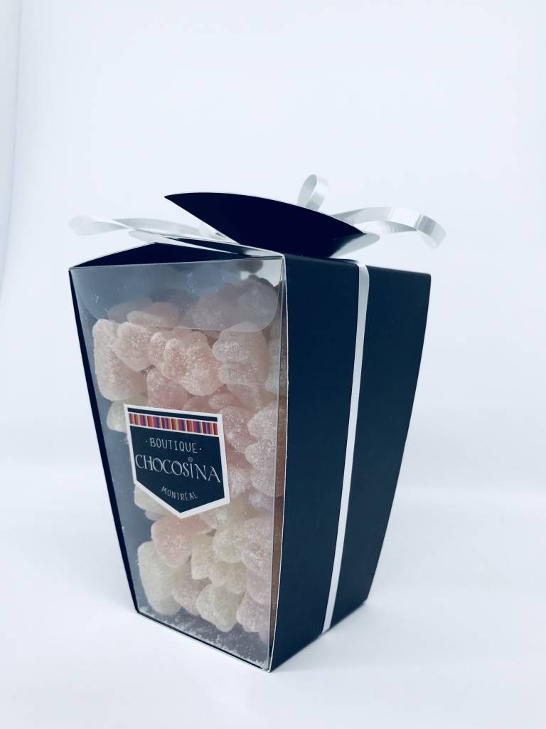 Prosecco Gummy Bears Sugar Coated  Cocktail Pak 400g