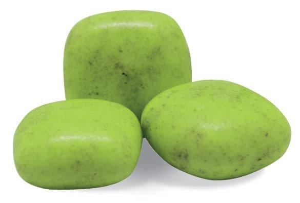 Galets au caramel Vert Anis 200g