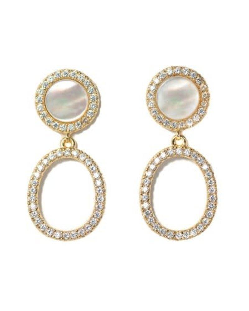 NYLA Star Fortune Earrings