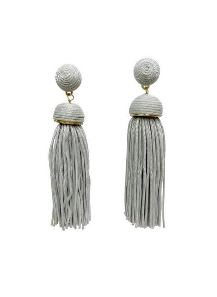 Palmer Jewelry Silk Tassel Earring