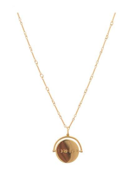 LULU DK Forever Signature Necklace