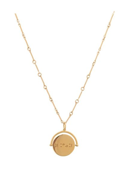 LULU DK Blessed Signature Spin Necklaces