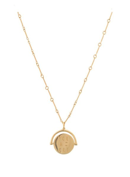 LULU DK You Me Oui Signature Spin Necklaces