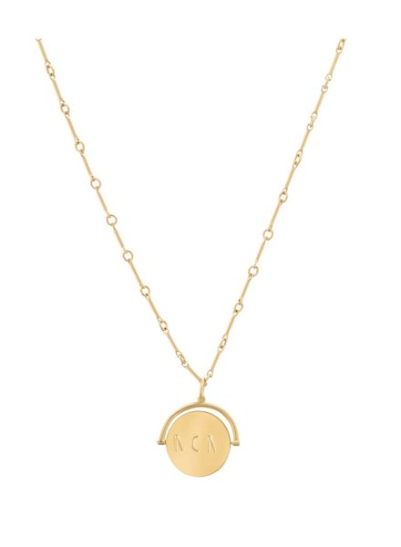 LULU DK Mom Signature Spin Necklace