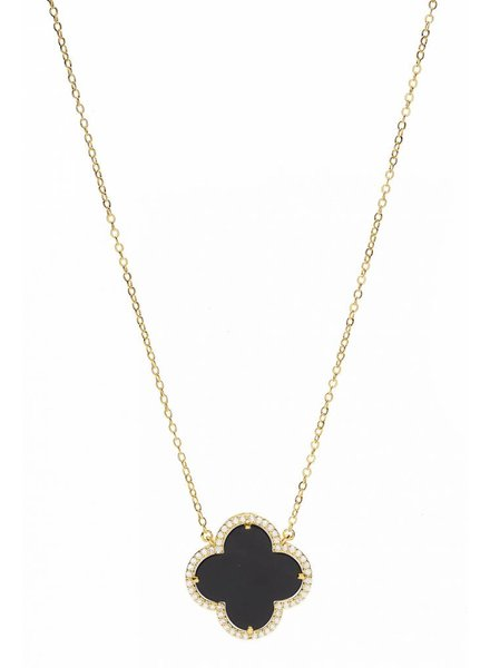 "NYLA Star Cloud 9 15"" Necklace"