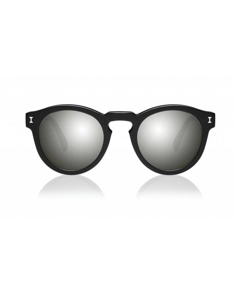 Leonard Matte Black Sunglasses
