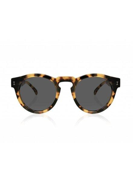 Illesteva Leonard Tortoise Sunglasses