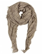 Grid Woven Scarf