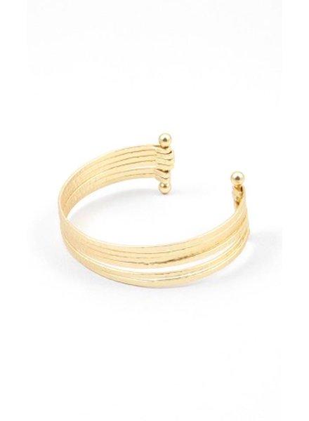 Palmer Jewelry Bulls Cuff