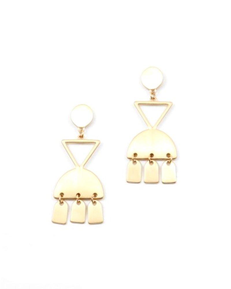 Palmer Jewelry Lovely Lady Earrings