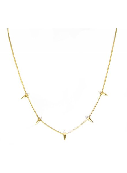 Palmer & Purchase Edgy Necklace