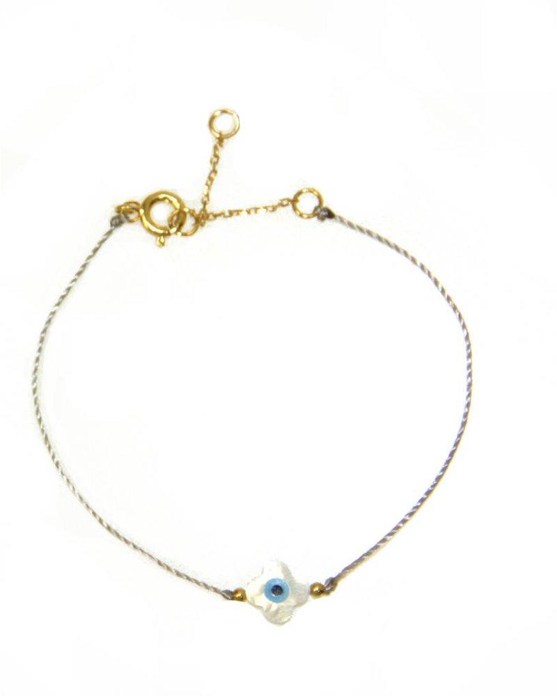 Palmer & Purchase Clover Eye Bracelet