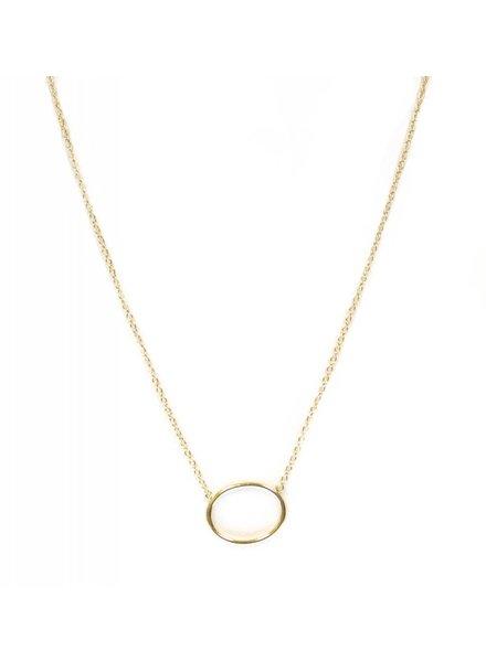 Palmer & Purchase Oval Necklace