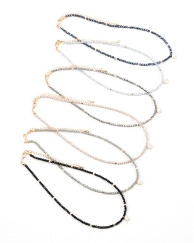 Palmer Jewelry The Betsy Bead Necklace