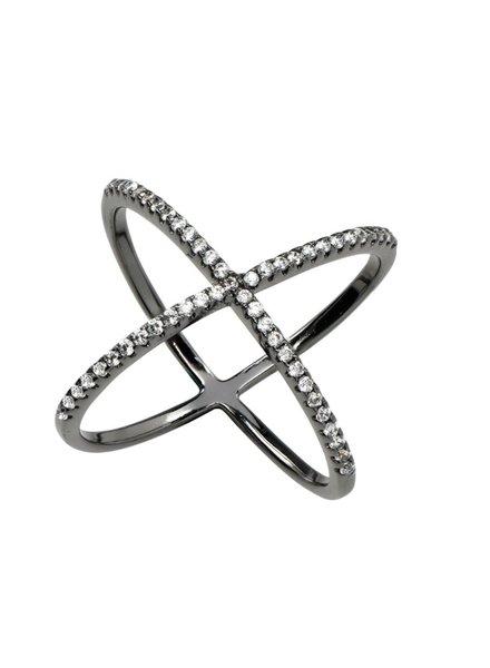 Palmer Jewelry X Ring