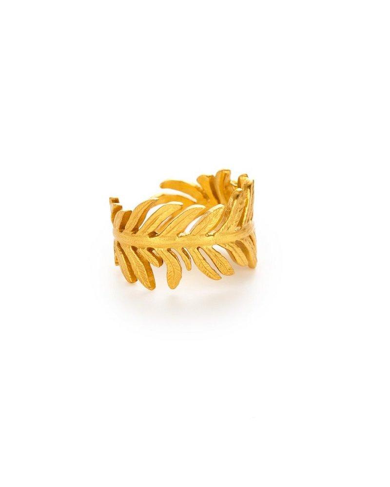 Julie Vos Fern Ring