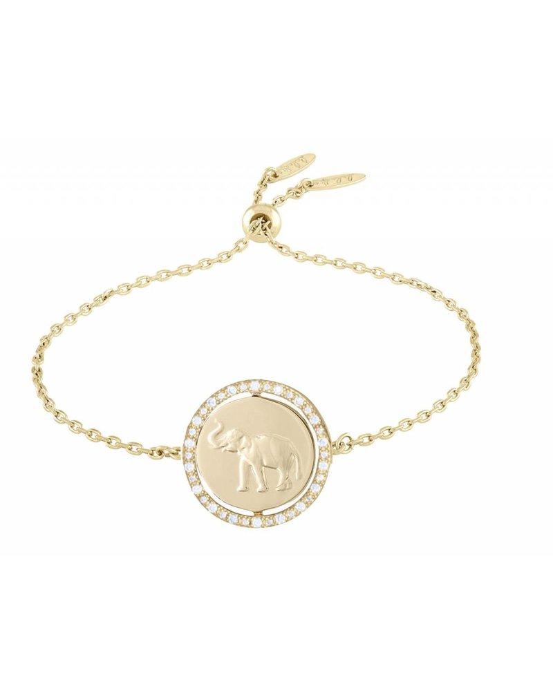 LULU DK Strength Flip Bracelet