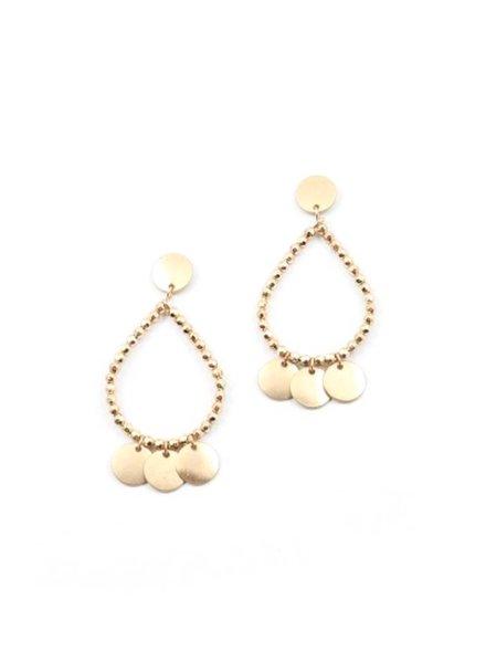 Palmer Jewelry The Annabella Dangle Earrings