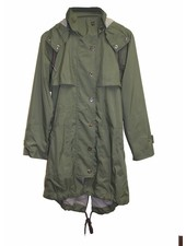 ANORAK Long Anorack Jacket