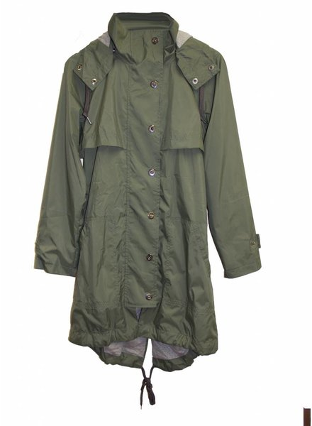 ANORAK Long Anorack Jacket