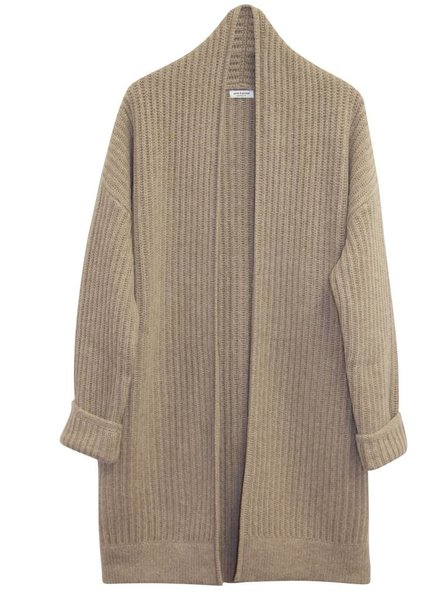 Palmer & Purchase Chunky Cashmere Coatigan