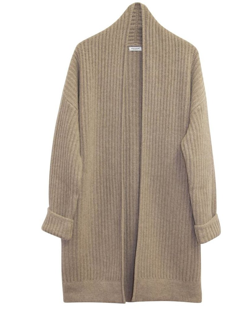 Palmer & Purchase Cashmere Chunky Cashmere Coatigan