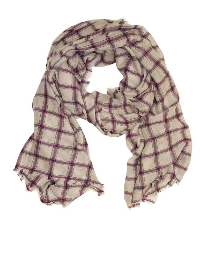 Palmer Private Label Plaid Lucy Scarf