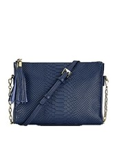GIGI Hailey Embossed Crossbody Bag