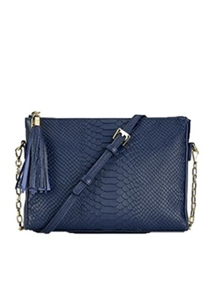 GIGI Hailey Embossed Crossbody Bag