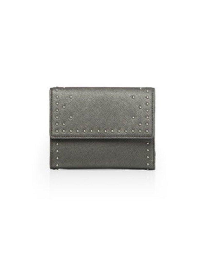 MZ Wallace Kristina Leather Wallet