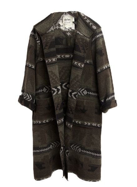 Dylan Beacon Long Coat
