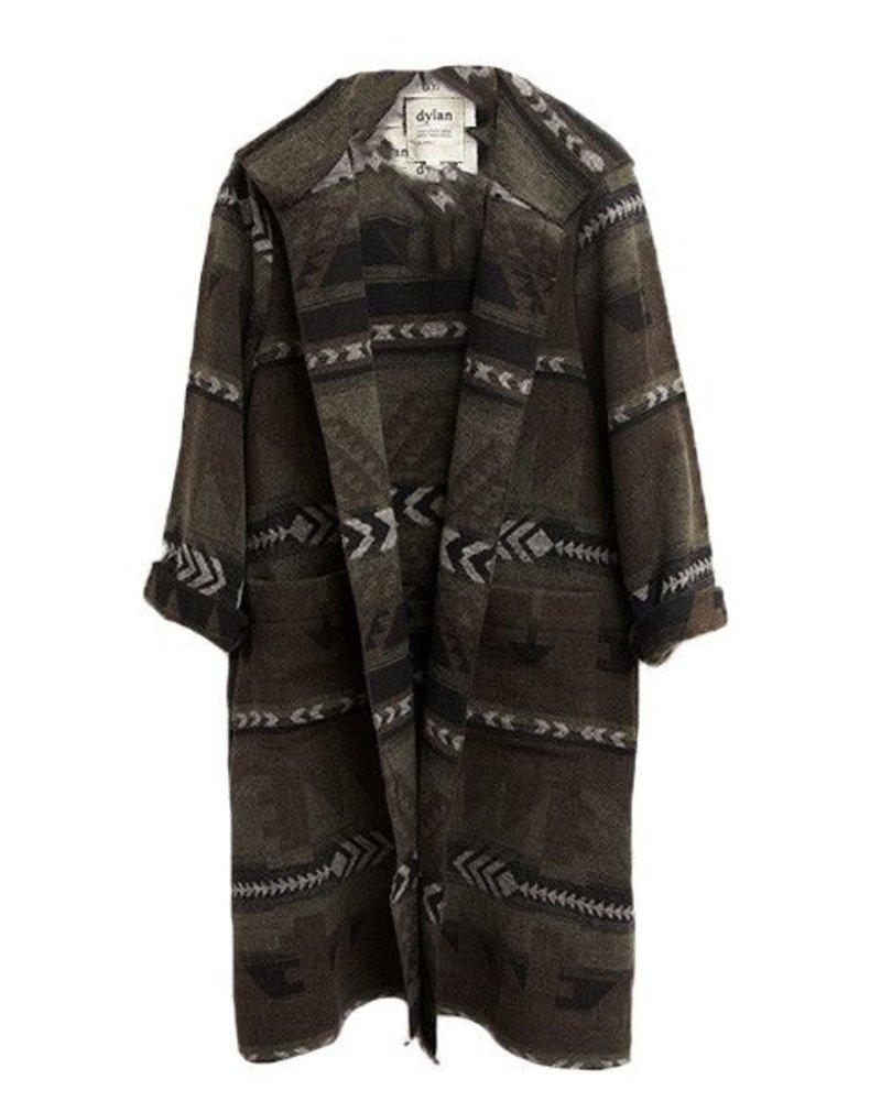 Dylan Beacon Long Coat